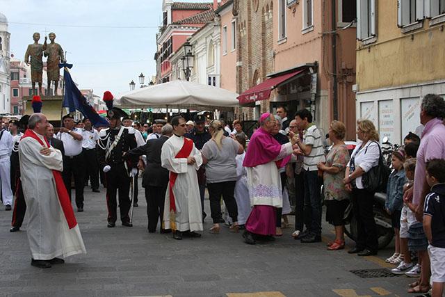 Chioggia: festa dei Santi Patroni